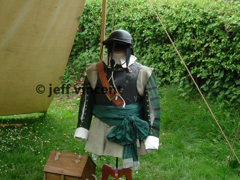 SK at St Fagans May 2004