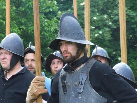 SK at Blewbury June 2007