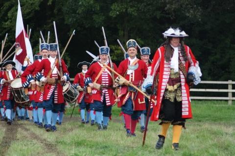SK at Belvoir Castle Aug 2008