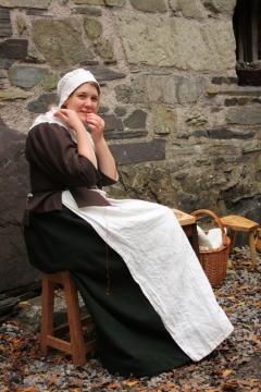 SK at St Fagans Oct 2008