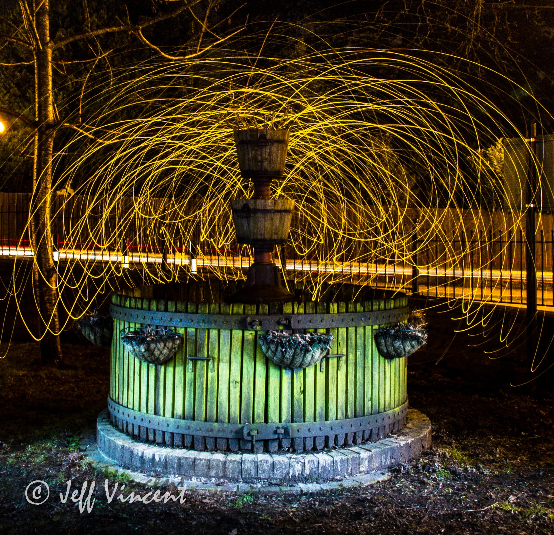 The Fountain of Light