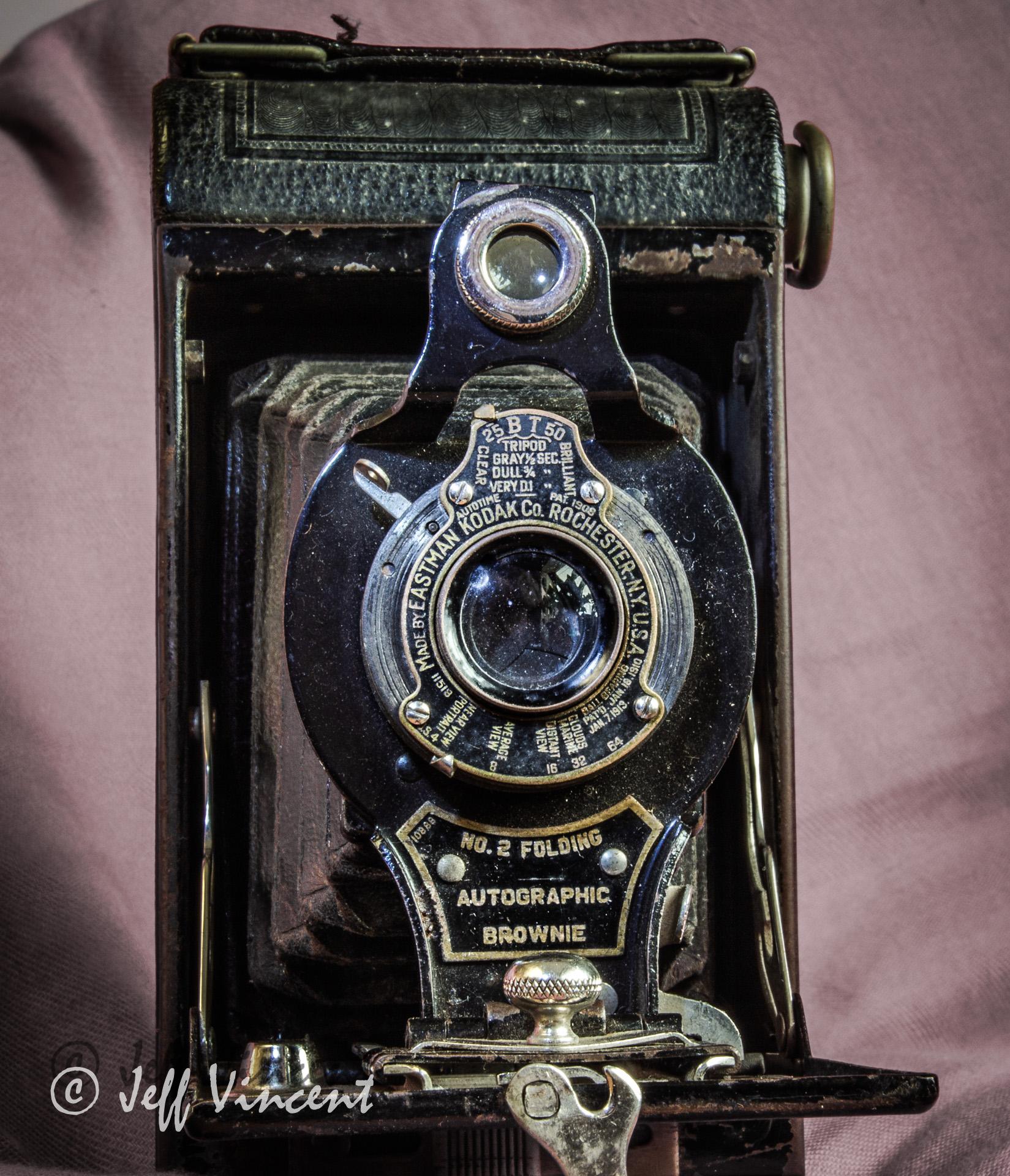 Kodak Folding Brownie