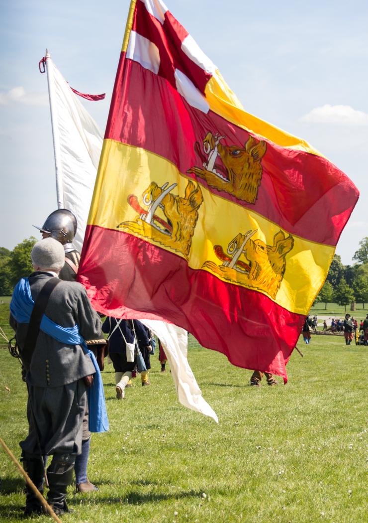 SK at Blenheim Palace May 2013