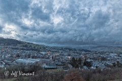Kendal from the Castle