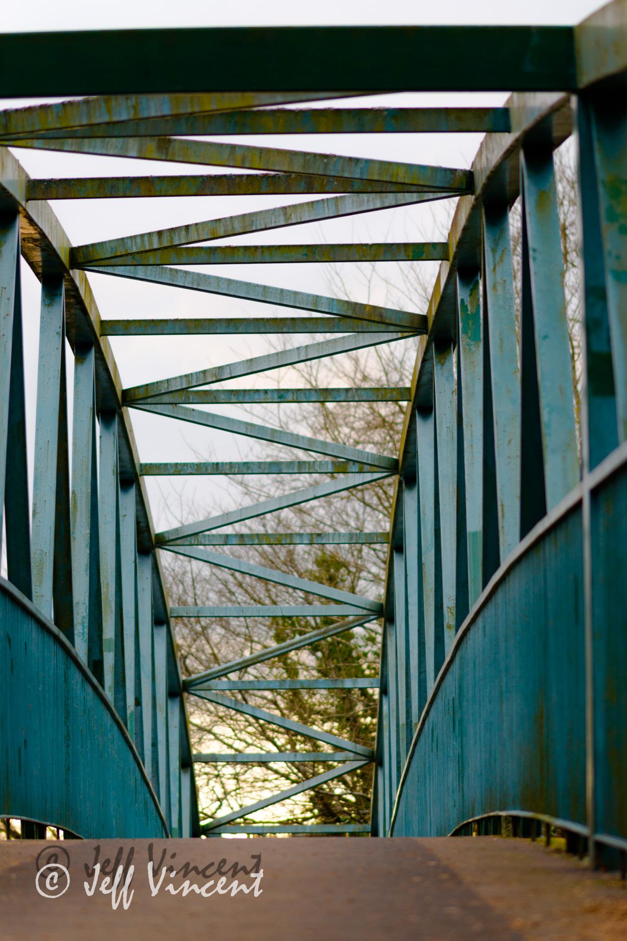 Bridge over the River Taff