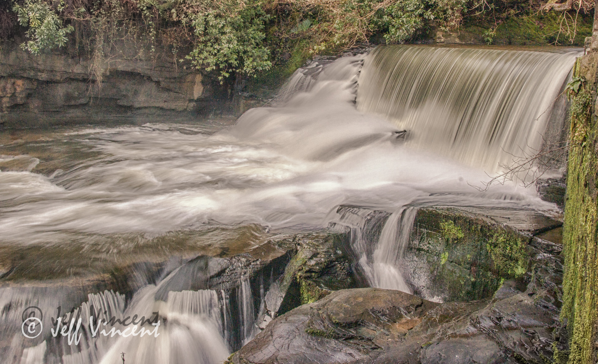 Aberdulais Waterfall