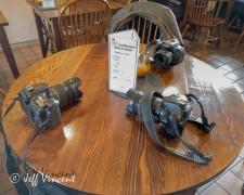 Aberdulais Tin Works Tea Room - time for a rest
