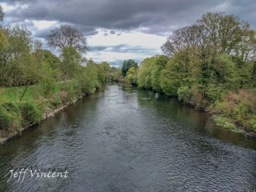 River Taff at Radyr