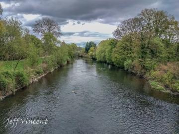 River Taff at Radyr