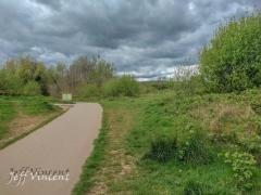 Path at Hailey Park