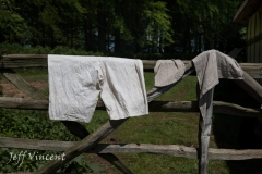 Put out to dry