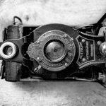 Kodak Autographic Brownie Camera