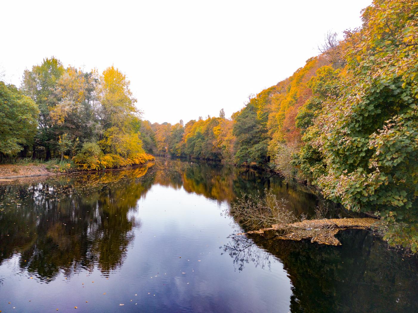 River Taff at Blackweir