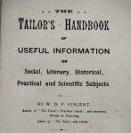 Frontspiece of the Tailor's Handbook