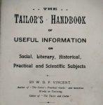 Frontspiece of the Tailor's Handbook