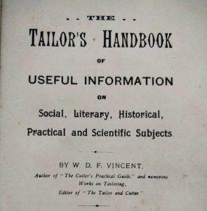 The Tailor's Handbook