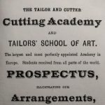Cutting Academy Flyer
