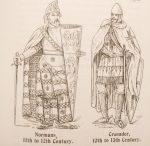 History of Costume from Tailors Handbook