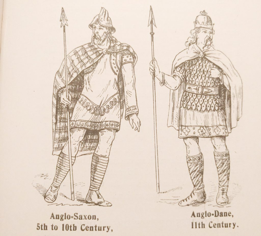 Anglo-Saxon 5th to 10th Century and Anglo-Dane 11th Century