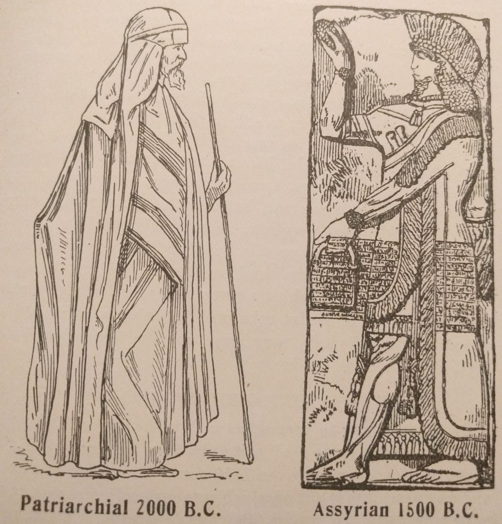 Patriachal and assyrian