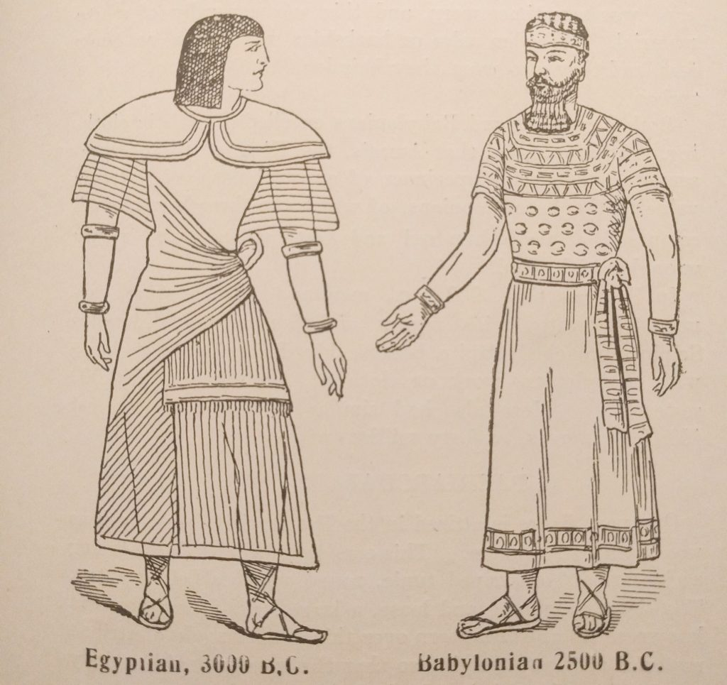 Egyptian and Babylonian