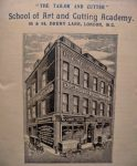 Tailor and Cutter School of Art and Cutting Academy