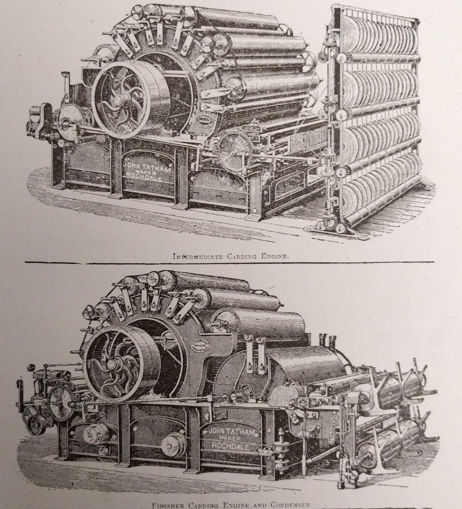 Carding Engines