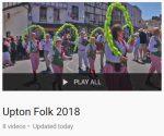 Upton Upon Severn Folk Festival 2018