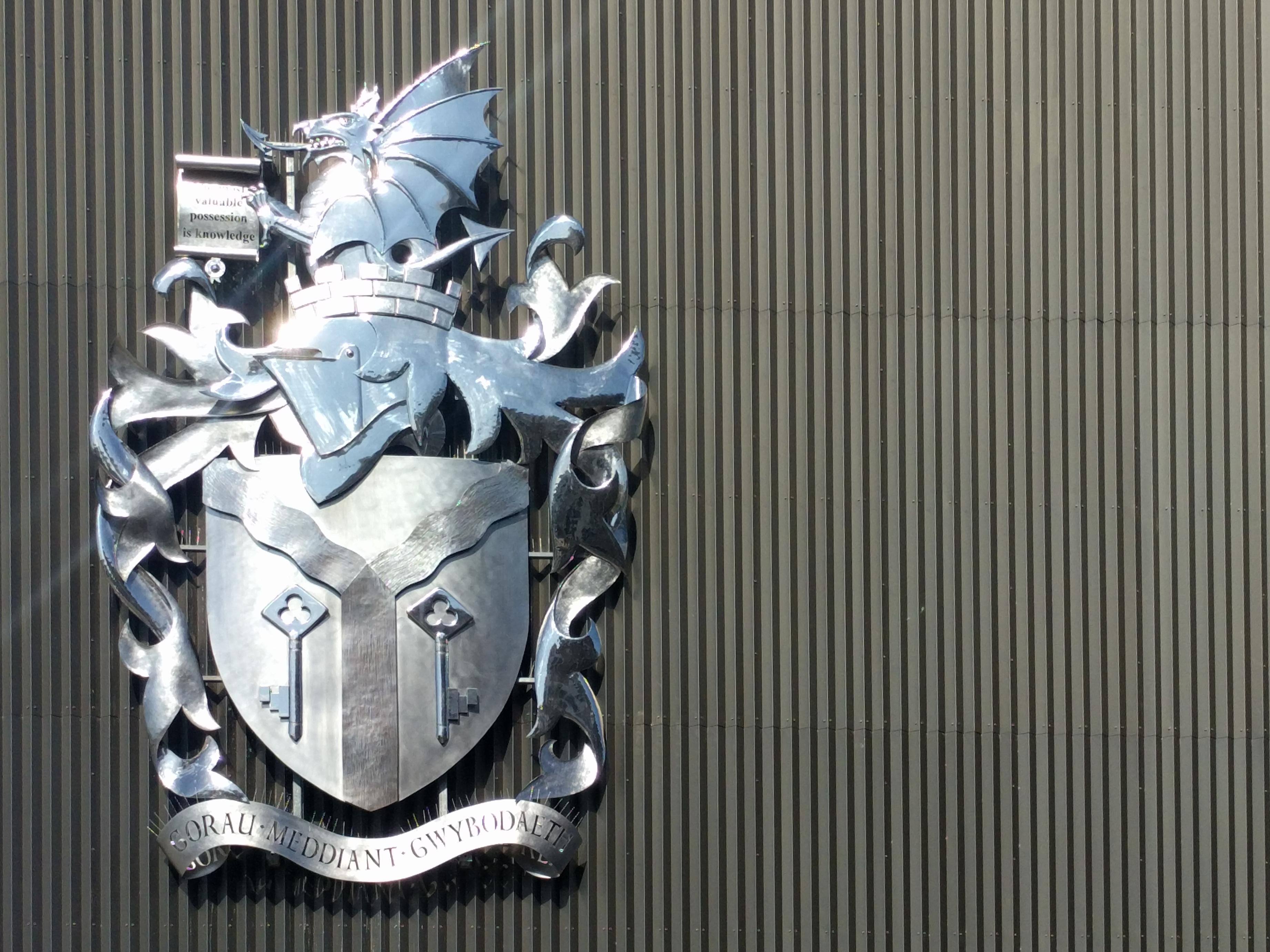 Cardiff Metropolitan University Crest